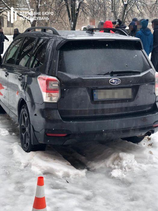 Ночная стрельба в Харькове: у пассажира авто разорвало легкое