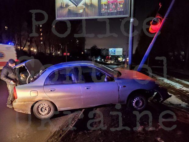 В Харькове таксист пять раз за месяц был за рулем авто в состоянии опьянения