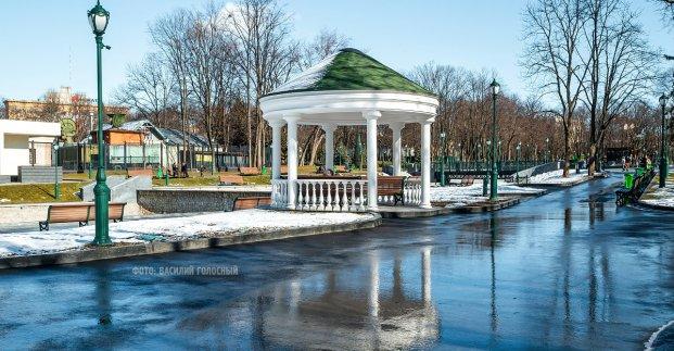 Завтра в Харькове - до 13 градусов тепла и дождь