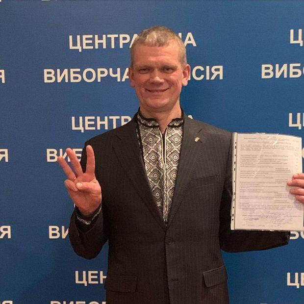 ЦИК зарегистрировала первого кандидата на 179 округе