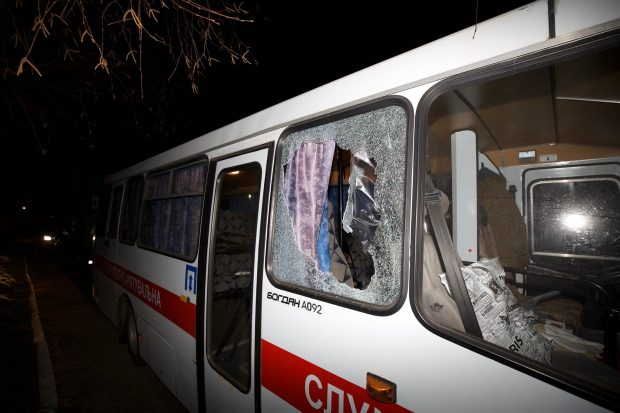 Полиция открыла два уголовных дела из-за беспорядков в Новых Санжарах