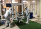 В Новых Санжарах заболела эвакуированная иностранка, но не коронавирусом