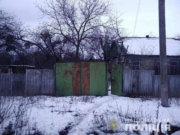 Под Харьковом женщина в в ходе ссоры задушила пенсионерку