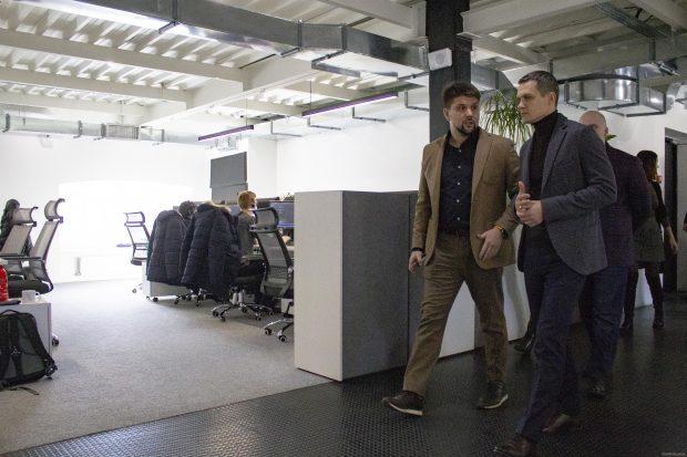 ХОГА и Харьковский IT-кластер будут вместе привлекать инвестиции и готовить специалистов