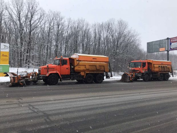 Снегопад в Харьковской области прекратится к вечеру
