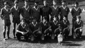 Харьковская команда-обладатель Кубка СССР-1988