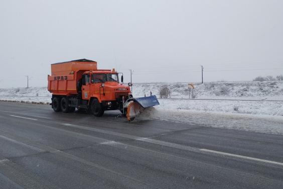 Проезд на государственных дорогах Харьковской области обеспечен