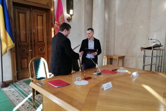 Председатели Харьковской и Херсонской ОГА подписали меморандум о сотрудничестве