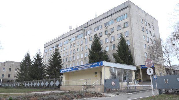 В Харькове проверили готовность военного госпиталя принимать больных COVID-19