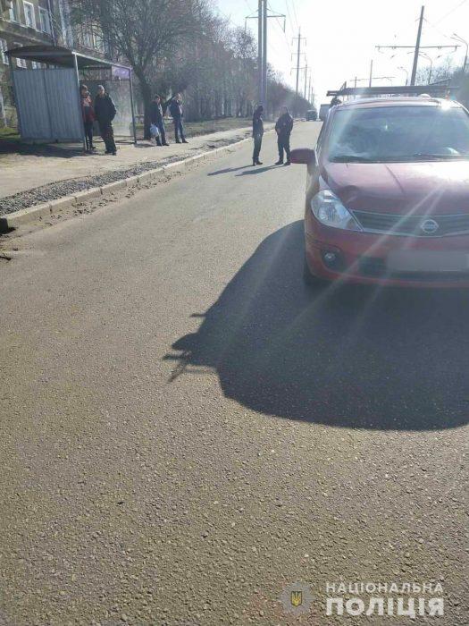 В Харькове насмерть сбили пожилую женщину
