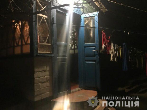 Под Харьковом маленькая девочка, защищая маму, едва не зарезала бабушку