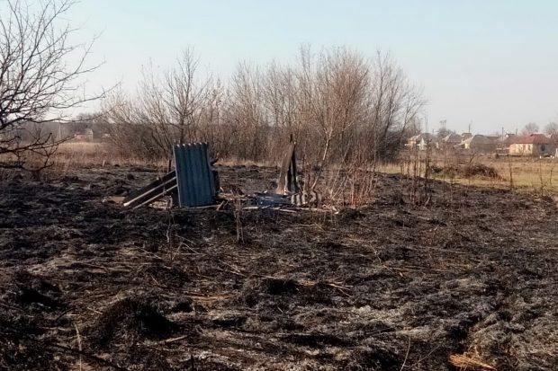 За прошедшие сутки пожарные ликвидировали 30 пожаров в природных экосистемах на Харьковщине