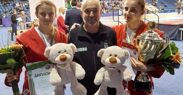 Харьковчанка выиграла турнир по самбо в Беларуси