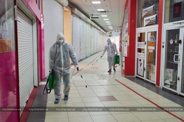 Противоэпидемическая комиссия проверила работу «Барабашово»