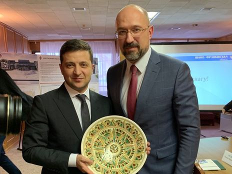 Новым премьер-министром Украины стал Денис Шмыгаль