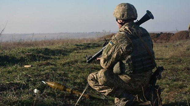 На Донбассе новое обострение
