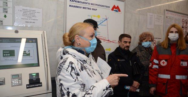 Городской совет проверил, как соблюдают противоэпидемические меры в общественных местах