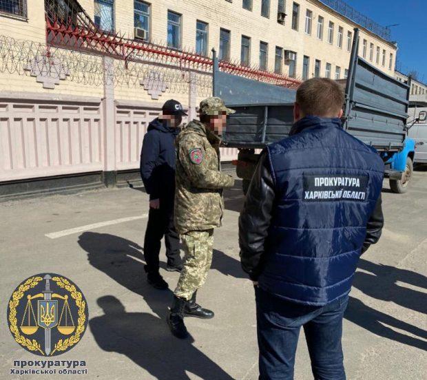 Работника Диканевской колонии разоблачили на сбыте наркотиков заключенным
