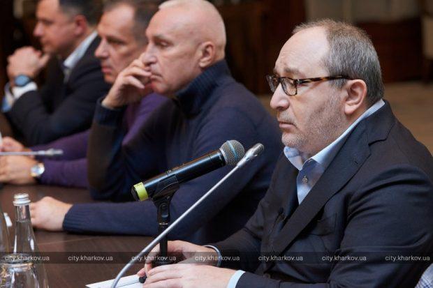 Геннадий Кернес заработал за прошедший год более 20 млн гривен