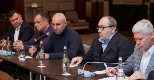 Харьковский антикризисный штаб собирает средства на борьбу с коронавирусом