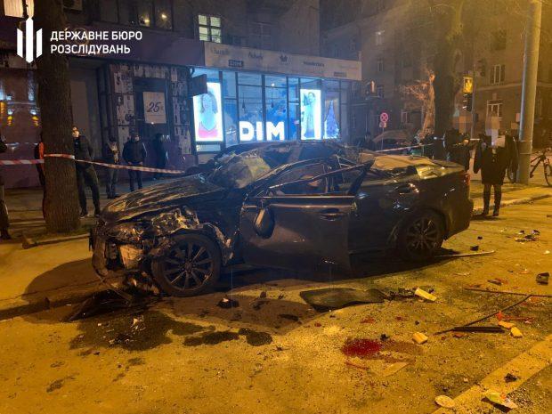 Авария на проспекте Науки: пассажиром Lexus был действующий сотрудник полиции