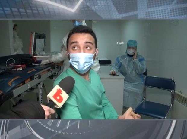 """В харьковской """"неотложке"""" провокацией проверяли готовность медиков действовать в случае выявления коронавируса - СМИ"""