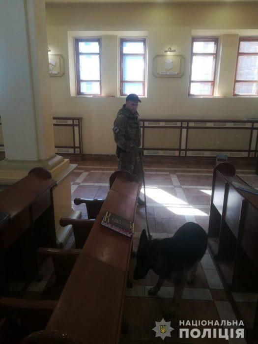 Минирование синагоги в Харькове оказалось ложным