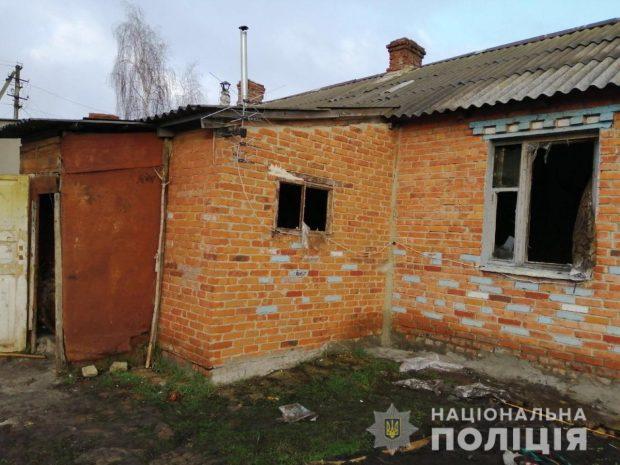 Под Харьковом 17-летний парень задушил собственную бабушку