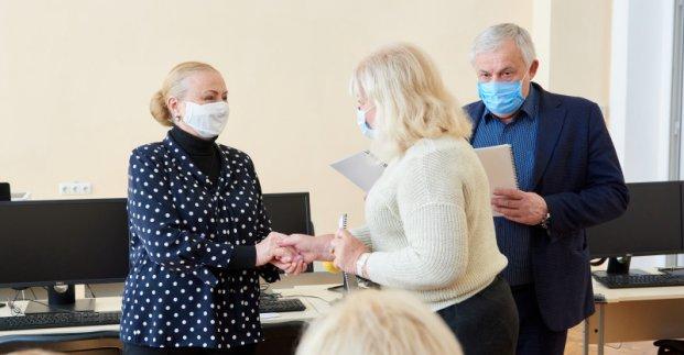 Харьковские бизнесмены передали больницам новые аппараты диагностики