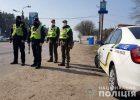 За сутки полицейские составили 32 админпротокола о нарушении правил карантина