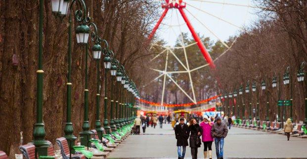 Завтра в Харькове - до 13 градусов тепла