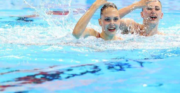 Харьковские синхронистки стали лучшими на чемпионате мира в Париже