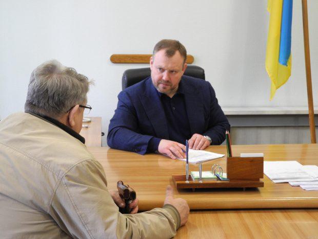 У заместителя председателя Харьковской ОГА тест на коронавирус - отрицательный