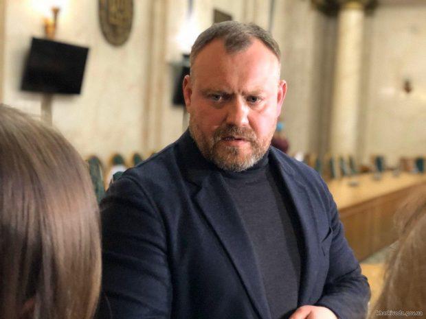 Заместитель главы Харьковской облгосадминистрации попал в больницу
