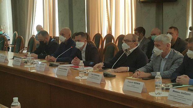 Кучер, Кернес и Ярославский смогли объединиться для борьбы с COVID-19 в регионе