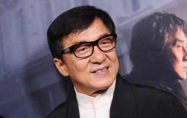 Джеки Чан, актер