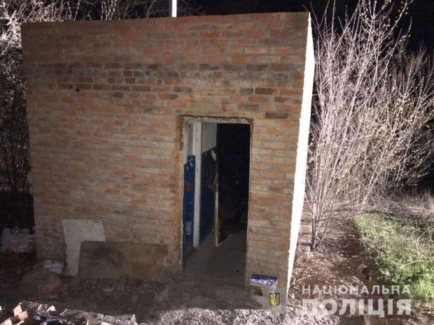 В результате пожара в заброшенном здании возле тубдиспансера под Харьковом погибло четыре человека