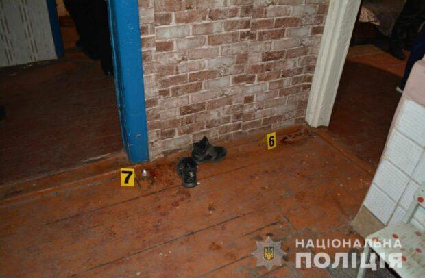 Под Харьковом женщина зарезала своего сожителя