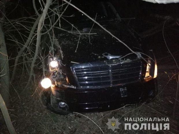 Под Харьковом в аварии погиб молодой парень