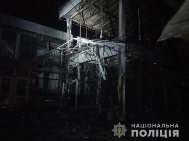 """По факту пожара на """"Барабашово"""" открыли уголовное производство"""