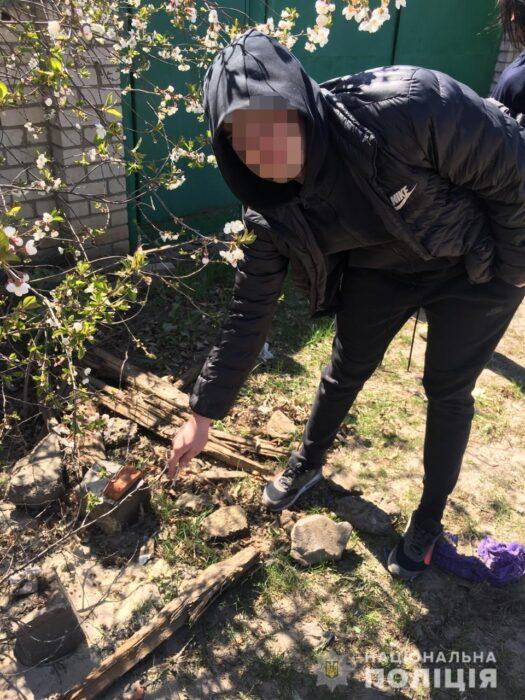 В Харькове изъяли у наркосбытчика более 100 закладок с наркотиками