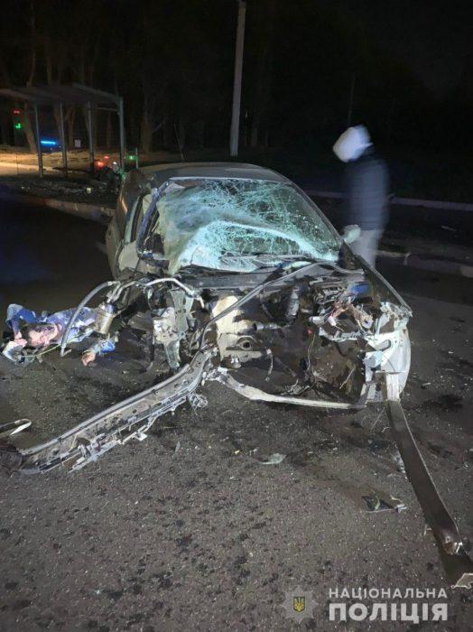 На Московском проспект Renault врезался в Daewoo Lanos: двое мужчин в тяжелом состоянии
