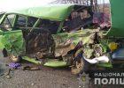 В автокатастрофе под Харьковом погибла женщина