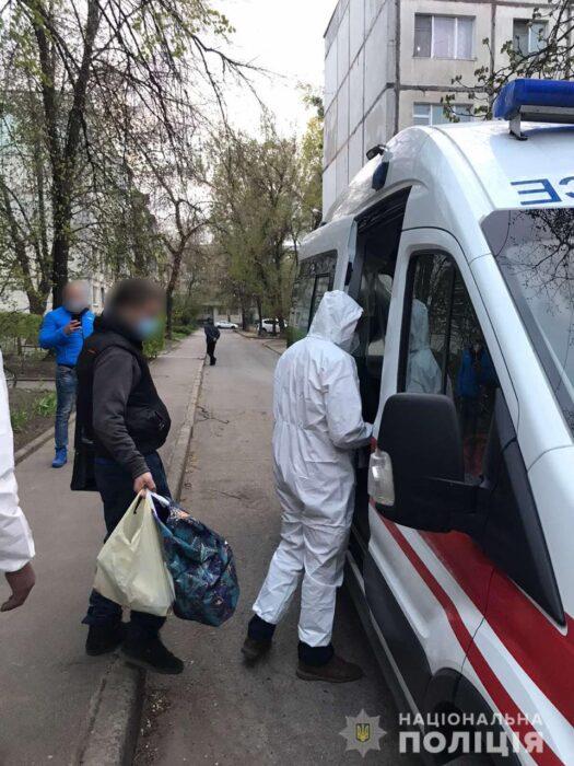 Из областной инфекционки в Харькове сбежал инфицированный коронавирусом: полиция отыскала беглеца