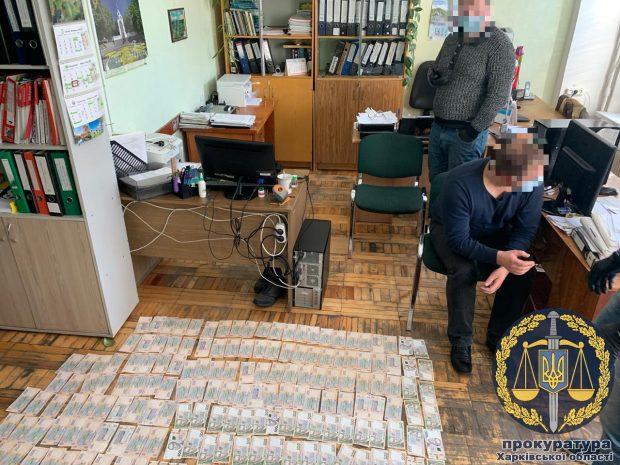 В Харьковской области на взятке задержали директора регионального офиса водных ресурсов