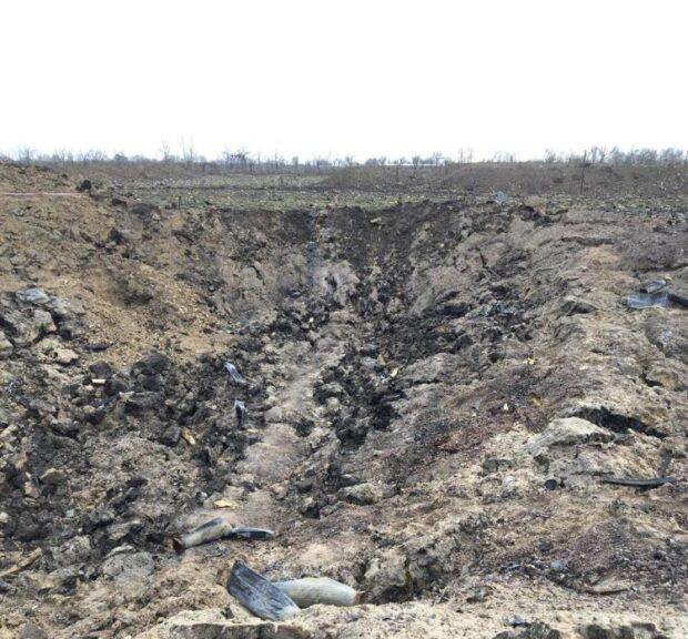 Арсенал в Балаклее взорвали с земли - ВСК