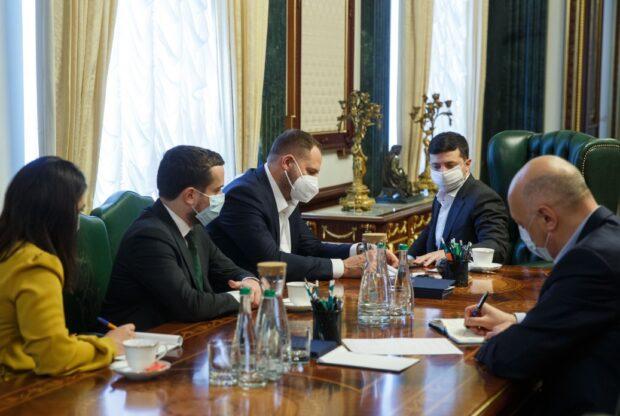 В Офисе президента обсудили смягчение карантина