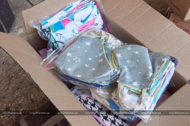 Городской родительский совет передал маски в детскую больницу №16
