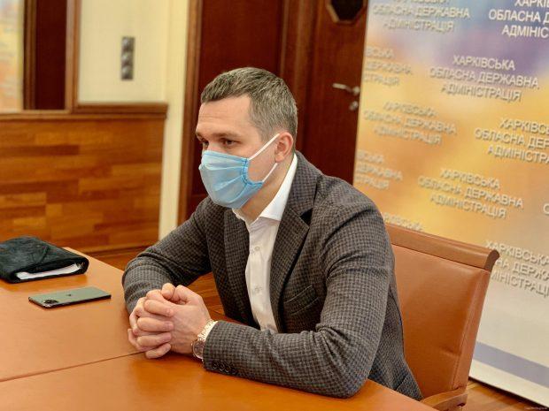Всем пациентам с пневмонией в Харьковской области проведут ПЦР-тестирование на COVID-19 - Кучер