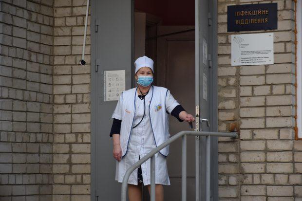 В Купянском районе подготовили 50 мест для лечения больных COVID-19